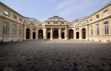 La Monnaie de Paris, bâtiment intérieur