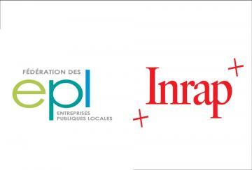 Logo EPL Inrap