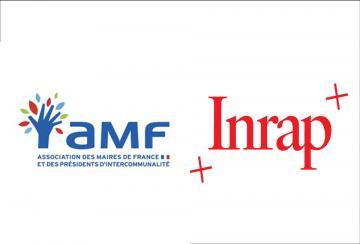Logo Inrap AMF