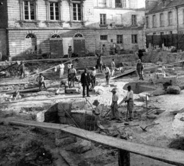 Programme RITA (Tours archéologique)