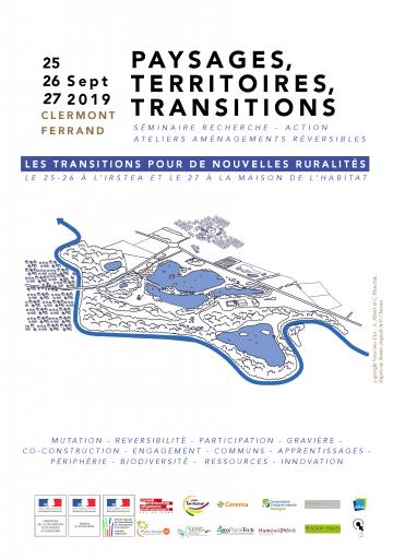 Séminaire « Paysages, territoires, transitions. Les transitions pour de nouvelles ruralités »