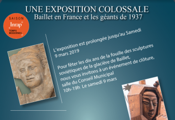 Prolongation expo Baillet