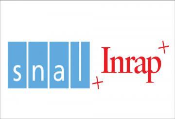 Logos Snal Inrap