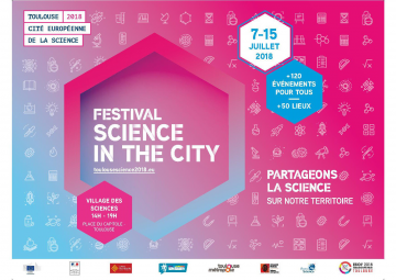 Science in the city 2018