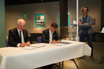 L'Inrap et le musée d'Aquitaine s'engagent dans un partenariat scientifique et culturel 1