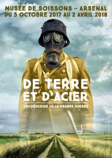 Affiche exposition Soissons