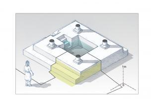 un bassin antique serait la première piscine baptismale de Strasbourg