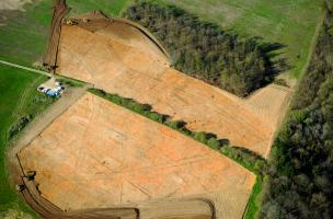 Bourgbarré, la fouille archéologique dévoile des vestiges gaulois et gallo-romains