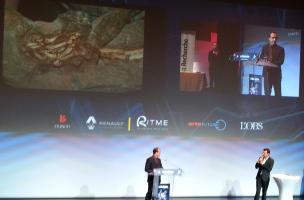 Laurent Bruxelles, lauréat du prix La Recherche en archéologie