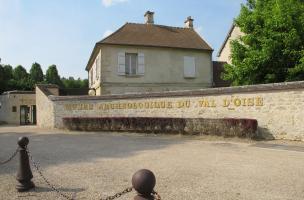 le musée archéologique du Val-d'Oise 1/8