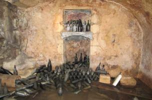 10 - fig.7.Découverte d'un mikvé dans le quartier juif médiéval de Saint-Paul-Trois-Châteaux