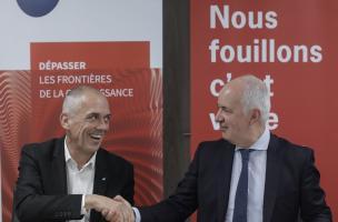 Convention CNRS1