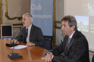 Club Aménageurs, Louvre 2015
