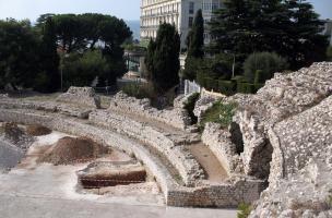 Amphithéâtre de Cimiez