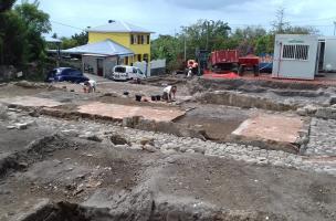 Visuel 1 - Rue d'Orléans, Saint-Pierre, Martinique