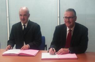 Visuel 2 - Partenariat entre l'Inrap et Bourges Plus