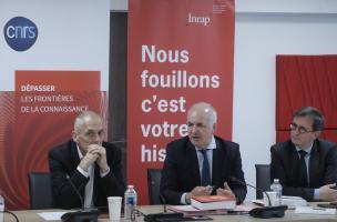 Convention CNRS2
