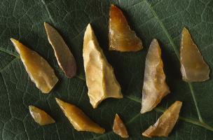 6-2-5 Armatures microlithiques
