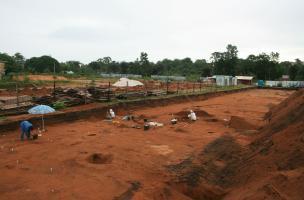 Le site amérindien du chemin Saint-Louis
