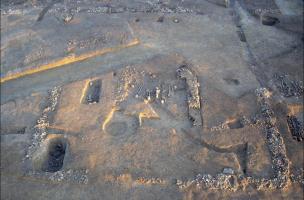 Un sanctuaire antique - ZAC du Clos de la Fontaine
