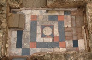 Une <i>villa</i> gallo-romaine à Damblain dans les Vosges