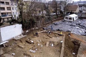 4 rue des Mastraits - Nécropole du haut Moyen Âge