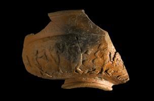Découverte d'un sanctuaire de Mithra à Angers
