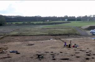 Un habitat médiéval à Naveil