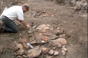Maignan - Audenge, un artisanat de la poix à l'époque romaine