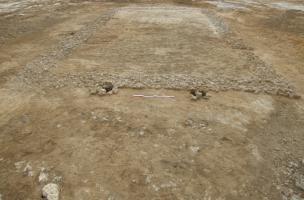 Une ferme gauloise puis gallo-romaine