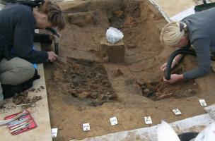 La nécropole gallo-romaine de Bully-les-Mines