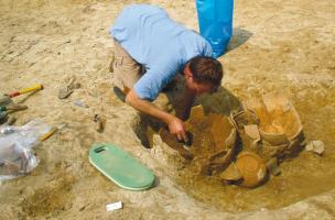 Severinus, potier romain dans le Beauvaisis