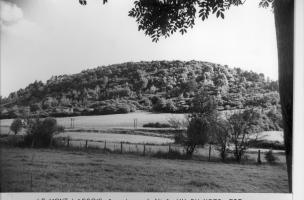 Vue ancienne du Mont Lassois