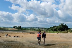 ZAC de La Perdriotais - Une longue occupation rurale aux origines de Châteaugiron