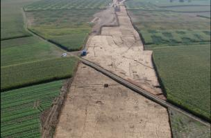 Une enceinte néolithique et une importante ferme gauloise