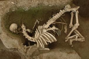 une pratique funéraire inconnue en Gaule romaine
