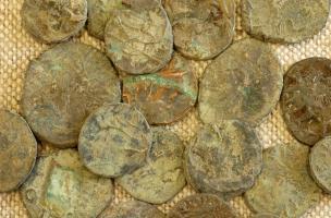 Découvertes numismatiques à Autun