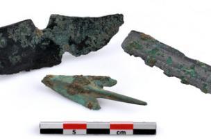 D'exceptionnelles sépultures du Néolithique récent