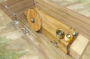 De l'âge du Bronze à l'époque mérovingienne