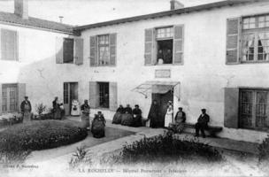 Hôpital protestant, rue du Docteur Schweitzer