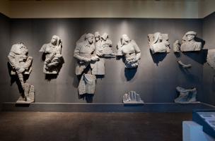 Contemporain - statues soviétiques