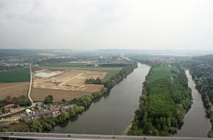 Le Postel, Le Port au Chanvre, Le Chêne, Le Pré Rompu
