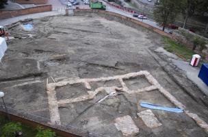 Site de la future école d'économie de Toulouse