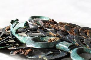 Dessus des Plates Pierres, Les Onze Polleux, Le Bois Crochette, Les Croix Noires et La Cloche
