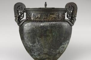 Cratère de Vix, Musée du Pays Châtillonnais – Trésor de Vix