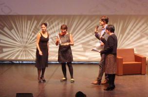 Isabelle Daveau, lauréate du «Prix La Recherche» pour ses travaux sur le village protohistorique de la Cougourlude à Lattes