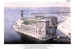 Fort Saint-Jean, commanderie des Hospitaliers