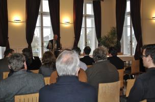 le conseil général des Ardennes et l'Inrap nouent un partenariat scientifique et culturel