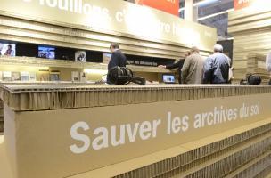 L'Inrap au Salon des maires de France