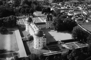 Château de Valençay, cour d'honneur